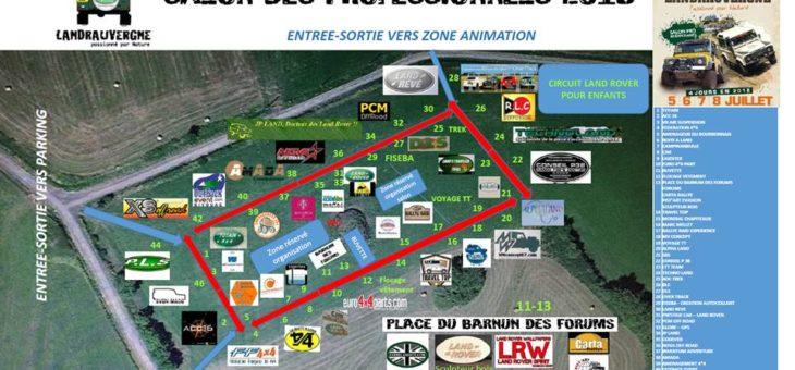 Expo au Landrauvergne ! Les 6,7 et 8 juillet 2018