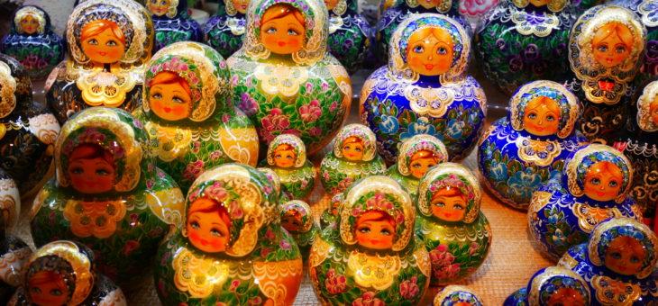 Premiers pas en Russie : une terre de contraste, du 30 avril au 7 mai.