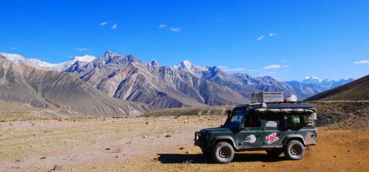 Le  Tadjikistan : notre pays coup de cœur. Du 3 au 15 Août.
